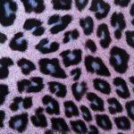 Leopardo Charol rosa